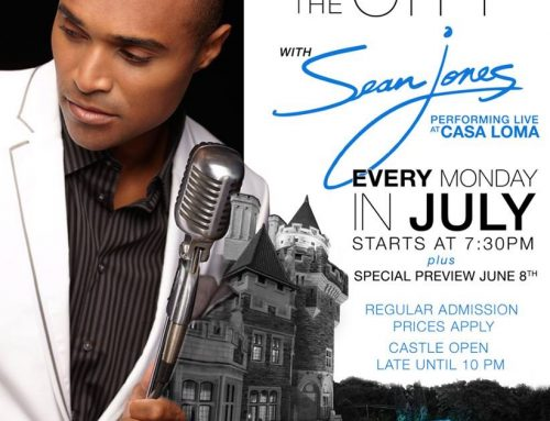 REMINDER: Soul In The City With Sean Jones is Happening at Casa Loma NOW!!!